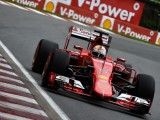 Vettel pins Q1 exit on power issues