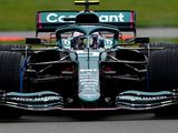 Vettel makes debut as Aston Martin hit track