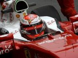 Heavy Raikkonen crash halts Brazilian Grand Prix