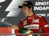 Alonso happy as rivals falter