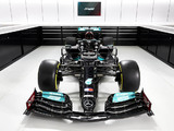 Mercedes release more studio shots of W12
