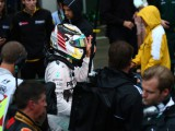 Hamilton subdued following Japan victory