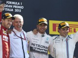 Podium finishers slam prospect of losing Monza