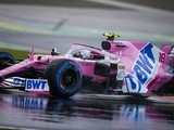 F1 Turkish GP: Stroll claims maiden pole in perilous conditions