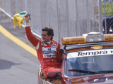 Netflix to produce fictional Senna mini-series