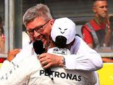 Ross Brawn reckons Lewis Hamilton could beat Michael Schumacher's records