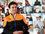 Lando Norris Feeling 'Back to Normal' after Contracting COVID-19 in Dubai