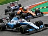 """Williams' Dave Robson: """"Our straight-line speed made defending difficult"""""""