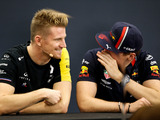 Max tells Red Bull he wants Hulkenberg signed