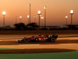 Ferrari's Sainz Jr. sets third fastest time in the final day of testing