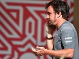 Alonso set for first Indy test on May 3
