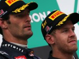Webber and Vettel back on talking terms again