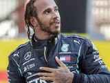 Hamilton signs new Mercedes deal for 2021