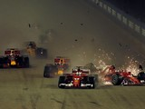 Singapore GP start crash: FIA takes no action against drivers