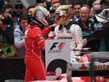 Hamilton triumphs in wet/dry Chinese GP