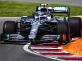 Mercedes performances not down to thinner F1 tyres - Bottas