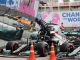 Hamilton admits qualifying crashes 'not what you expect from a champion'