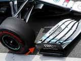 Chinese GP: Mercedes had to modify F1 front wing after FIA request