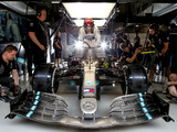 Mercedes sign up for Netflix series…for one race