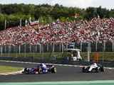 Blue flags to lap cars made Gasly aware how good Hungarian GP was