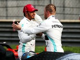 Qualy: Bottas edges out Hamilton for China pole