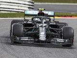 Bottas Edges Hamilton, Verstappen in Opening Spa Practice