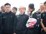 Renault Academy And Its Drivers Pay Respect To Anthoine Hubert