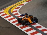Fernando Alonso: McLaren's 'magical' Singapore result a one-off