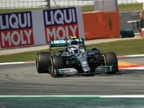 Bottas Edges Vettel in Opening Barcelona Practice; Stroll Crashes