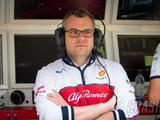 Monchaux to replace Resta as Alfa Romeo technical director