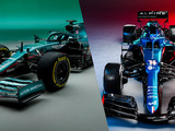 F1's best-looking grid? Introducing the striking new cars