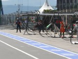 Helmets likely to become mandatory in pit lane