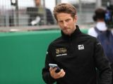 "Grosjean Unconcerned About Formula 1 Future: ""I'm happy with my performance"""