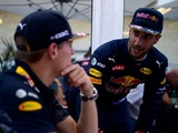 Ricciardo says Verstappen input raising both their games