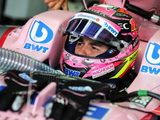 "Sergio Perez: ""I enjoy driving at Yas Marina"""