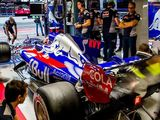 Toro Rosso agrees multi-year agreement to use Honda engines