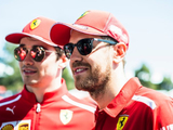 Vettel expects Leclerc challenge in 2019