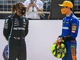 How Hamilton has lifted Norris' self-belief: on and off track
