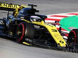 Barcelona F1 Test 1 Times - Thursday 12PM
