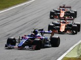 Toro Rosso negotiates three-year deal for Honda Formula 1 engines
