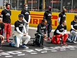 Hamilton: Unity on taking a knee not an issue in other sports compared to F1
