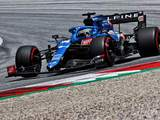 Alonso pleased Alpine 'limited the damage' with Styrian GP F1 points haul