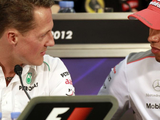 "Hamilton matching ""icon"" Schumacher an ""unbelievable"" achievement - Wolff"
