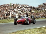 Ferrari's first rear-engined Formula 1 success dominated in 1961