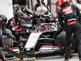 Haas drivers hit with time penalties for formation lap messages