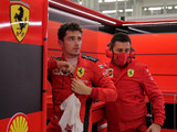 Leclerc embarrassed by six-second deficit