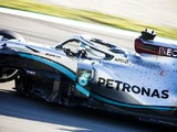 Barcelona F1 testing: Mercedes fastest again, engine issue for Ferrari