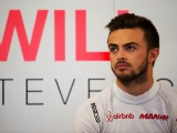 """Will Stevens: """"My objective is to beat my team-mate"""""""