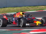 Daniel Ricciardo: Final days of testing paint unclear picture
