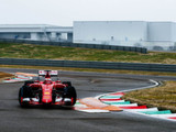 Raikkonen completes data correlation programme